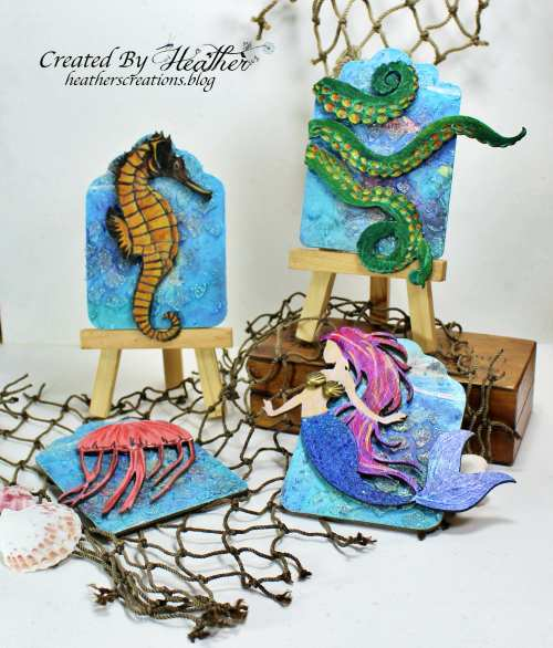 Creative Embellishments July challenge