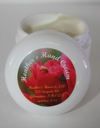 2 oz beeswax hand cream