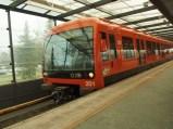 New style metro arriving. Destination Ruolahti