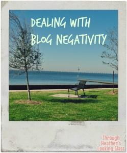 blog negativity