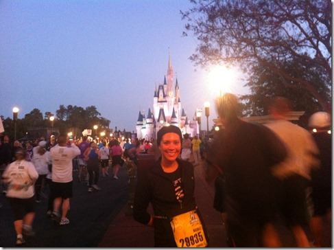 Destination Race Photo Disneyworld 2011