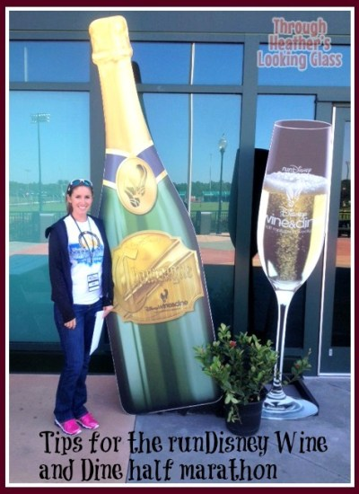 6 Tips for Running the runDisney Wine and Dine Half Marathon