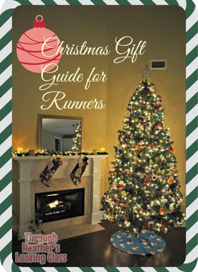 2013 Runner Christmas Gift Guide