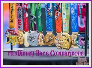 runDisney race comparison