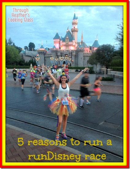 5 reasons to runDisney