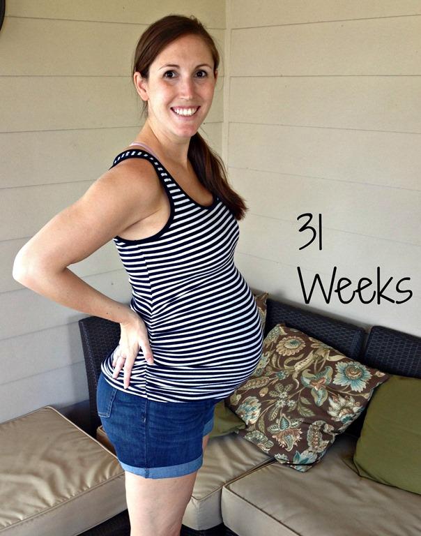 Pregnancy Update: Week 31