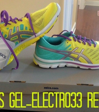 ASICS GEL-Electro33 Review