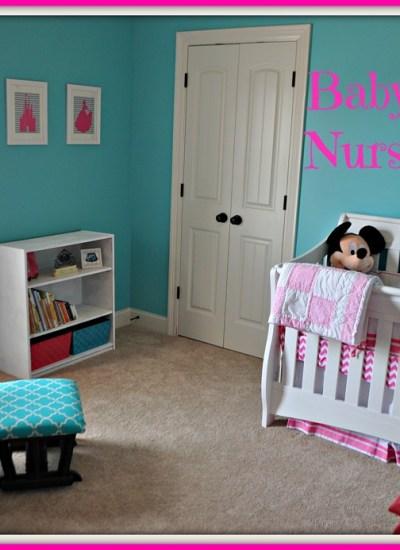 Baby M's Nursery Tour