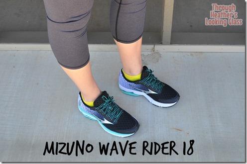 mizuno wave rider