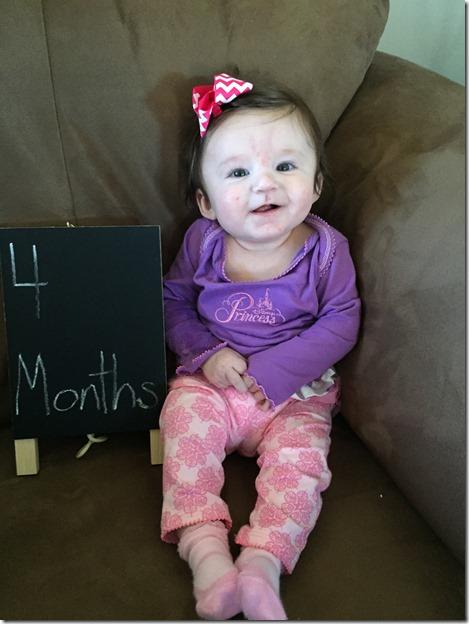 EK4 months old