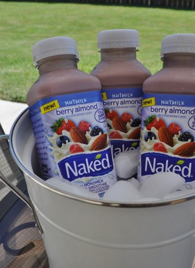 New Naked Juice and Giveaway