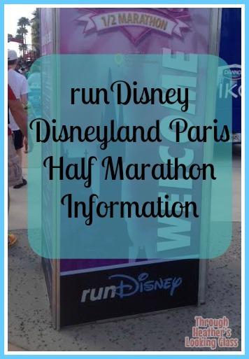 runDisney Disneyland Paris Half Marathon Information