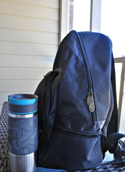 Morning Commute Made Easier + Giveaway