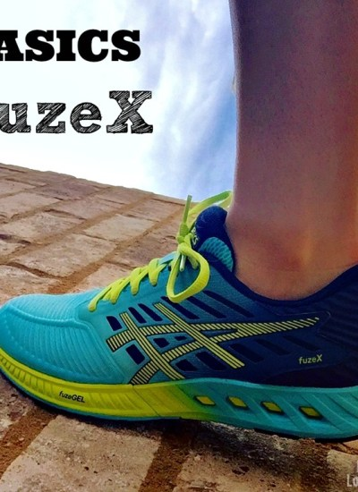 ASICS fuzeX Photo Contest