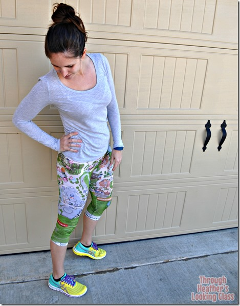 park map leggings