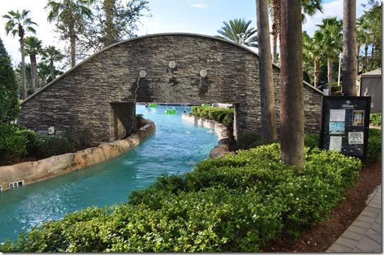 hilton bonnet creek pool