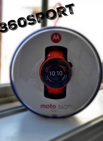 Motivation with Moto 360 Sport