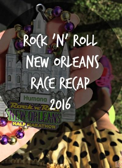 Rock 'N' Roll New Orleans Recap 2016