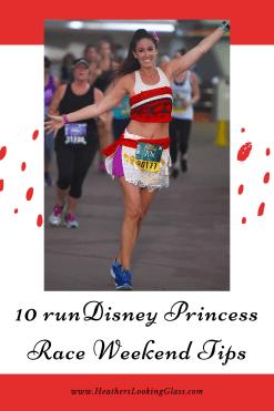 runDisney Princess tips