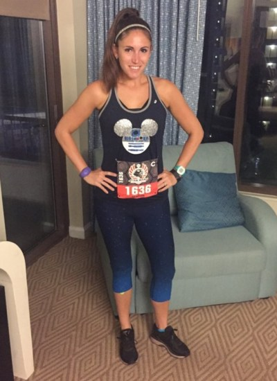 runDisney Star Wars Half Marathon 2017 Race Recap