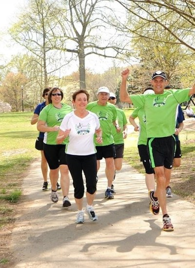 Get Out the Door and Run: Jeff Galloway Tips