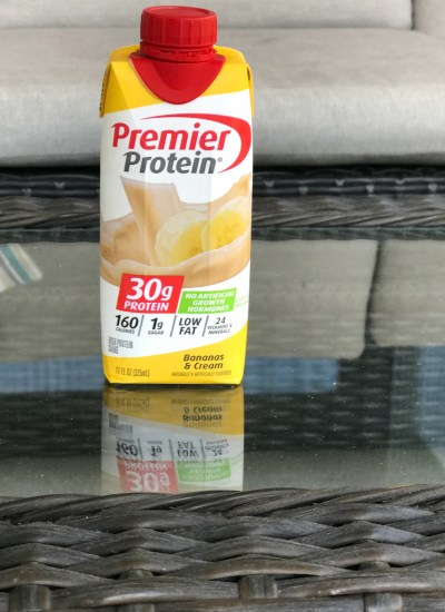 Protein on the Go