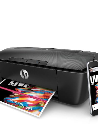 Simplify Your Life with the HP AMP 100