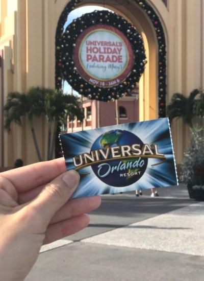 Holiday Like This at Universal Orlando Resort