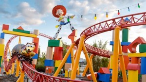 Disney World's Toy Story Land