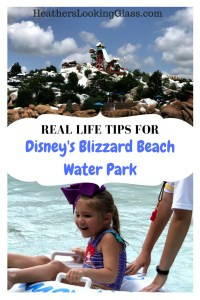 Tips for Disney's Blizzard Beach
