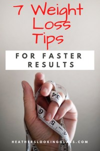 7 weight loss tips for faster results