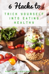 Trick Yourself Into Eating Healthy
