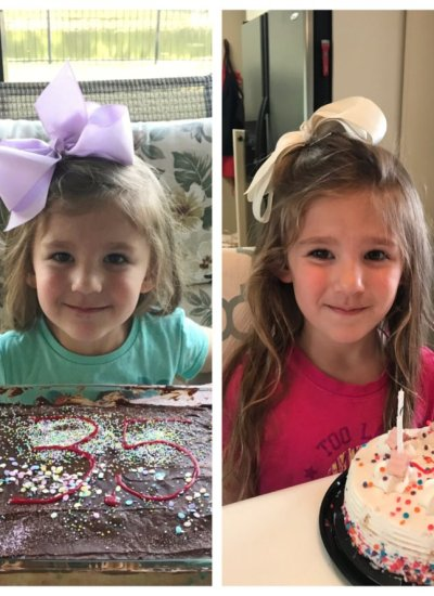 Emma Kate: 4.5 Years Old