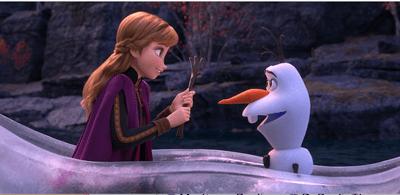 New Frozen II Trailer