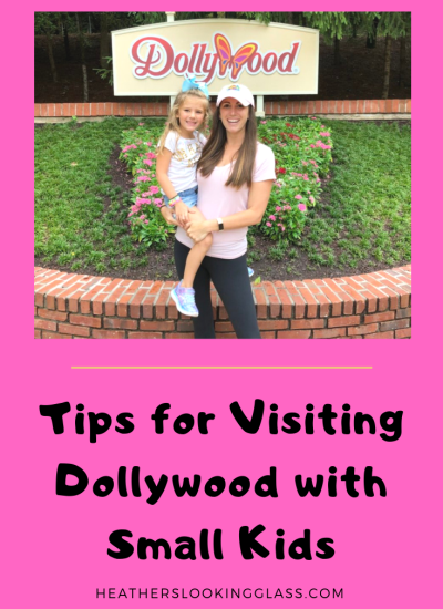 Visiting Dollywood with Small Kids