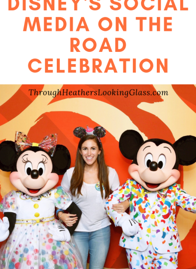 Disney On The Road Social Media Celebration