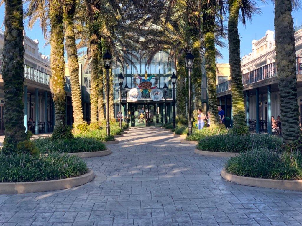 Disney's Port Orleans French Quarter