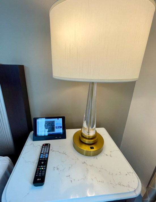 New orleans hotel technology