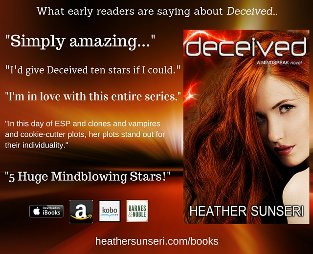 Deceived – Read Chapter One