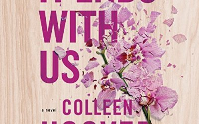 Insomnia, It Ends With Us by Colleen Hoover, and I Feel Like Road Kill