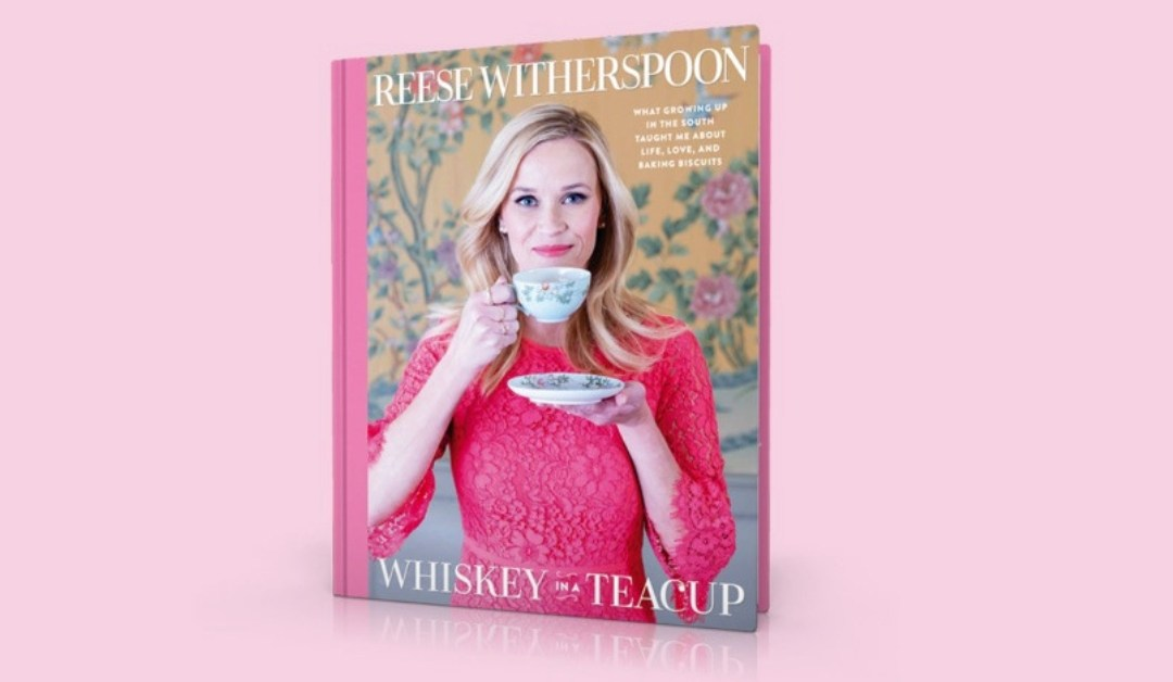 Books I'm Reading: Witherspoon, Paris, and Educated by Tara Westover