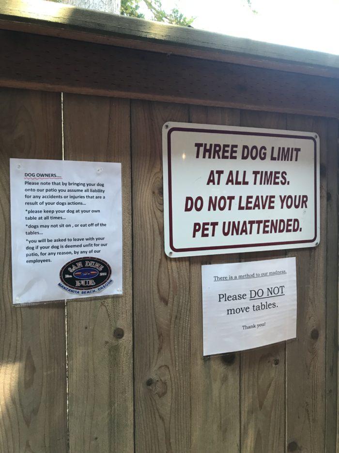 Dog-friendliest city in America Manzanita Oregon