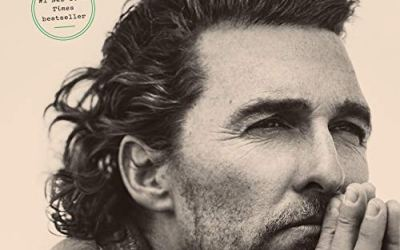 How Matthew McConaughey's Greenlights gave me a career (and life) pep talk