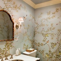 Home Style: Beautiful Bathroom from Floor to Ceiling