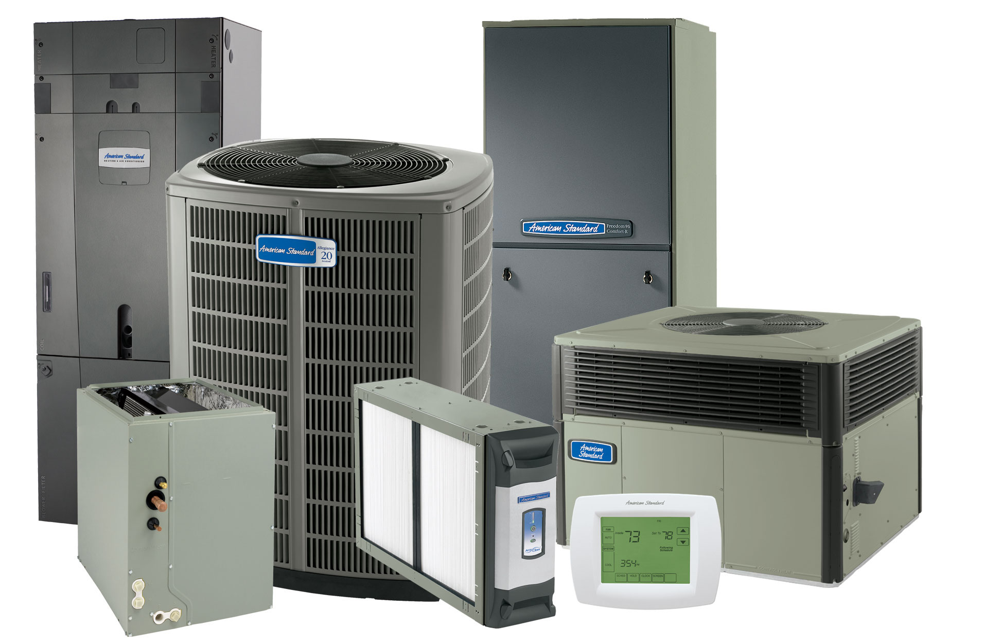 Heating And Air Conditioning Service