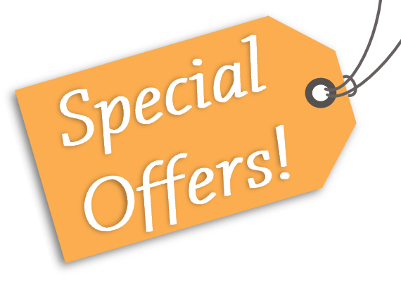 Our Special Offers » Wilmington Heating & Air Conditioning