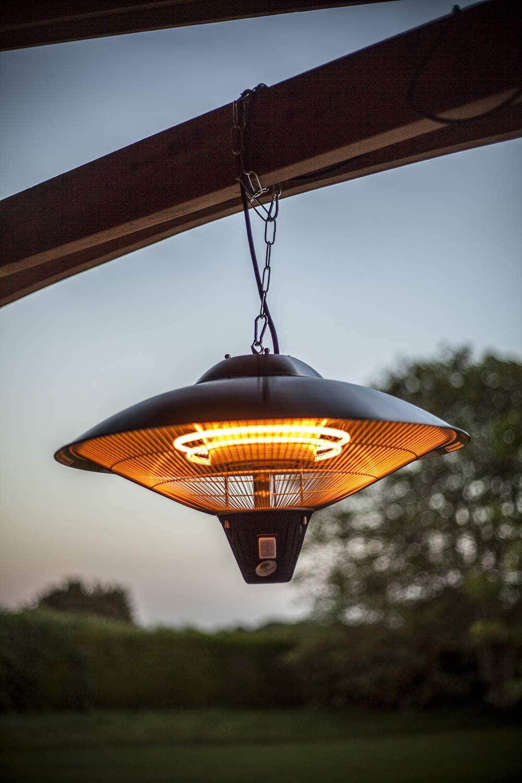 best hanging patio heater in 2021