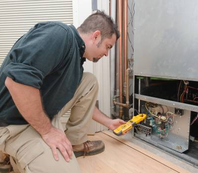 Spot Free HVAC Heat Repair Services