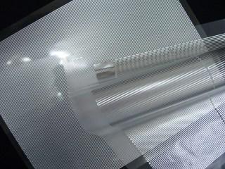 アルミ箔フィルムヒーター