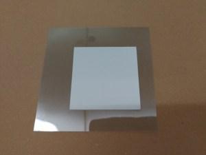 チタン酸バリウムの塗工1回目